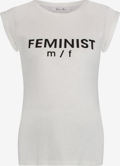 QUEEN MUM Shirt in de kleur Zwart / Wit, Productweergave
