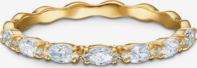 Swarovski Ring 'Vittore Marquise' in de kleur Goud / Transparant, Productweergave