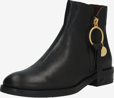 See by Chloé Bootie 'SB33110A' in Black, Item view