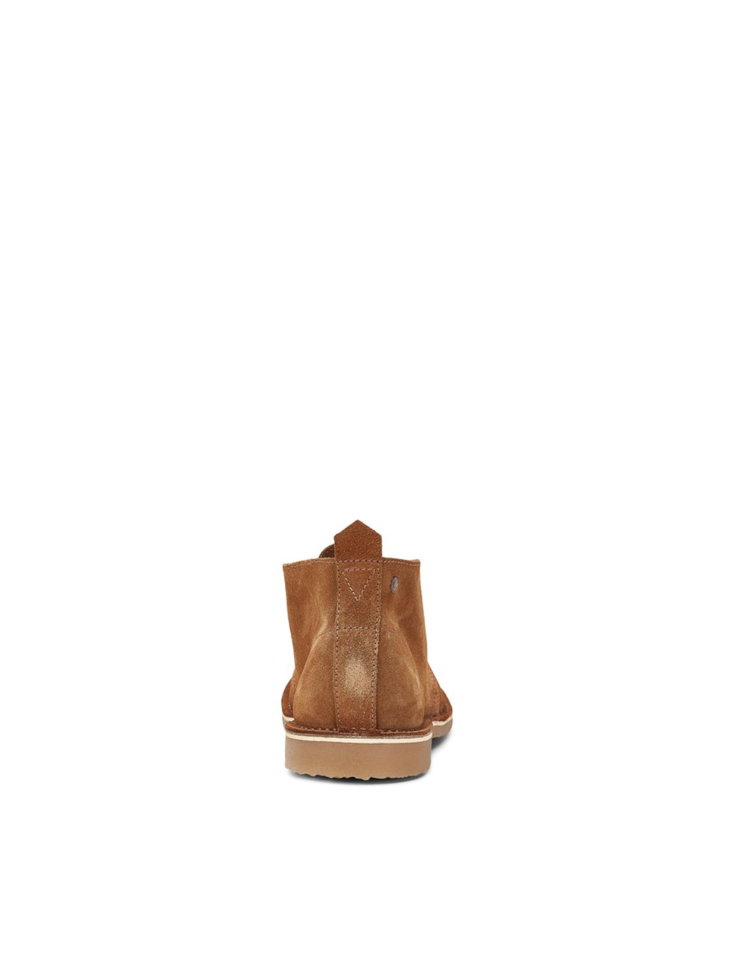 À Miel Jackamp; Chaussure Jones En Lacets QrChdts