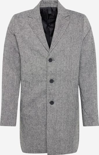 !Solid Mantel 'Fayette' in grau, Produktansicht