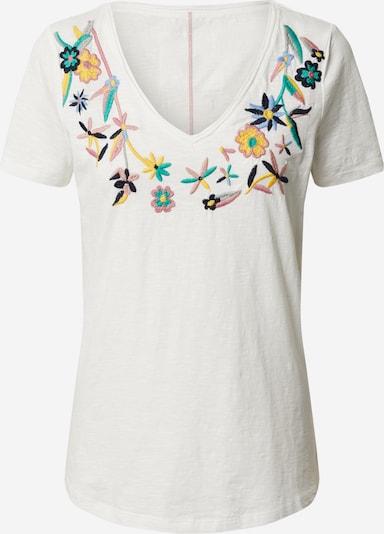 LIEBLINGSSTÜCK Shirt 'CosimaL' in mischfarben / offwhite, Produktansicht