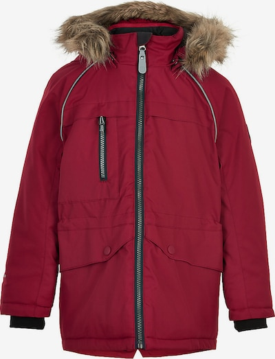 COLOR KIDS Parka in rot, Produktansicht