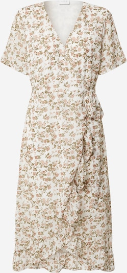 VILA Robe d'été 'SUSAN' en mélange de couleurs / blanc cassé, Vue avec produit