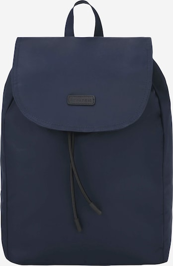 Kuprinė 'Clara' iš Expatrié , spalva - tamsiai mėlyna, Prekių apžvalga