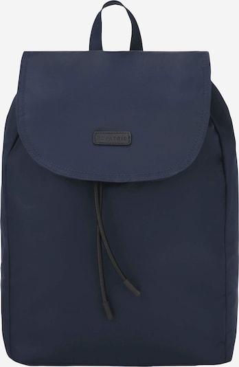 Expatrié Plecak 'Clara' w kolorze granatowym, Podgląd produktu