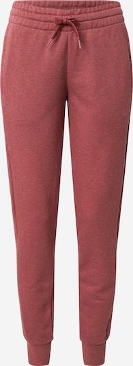 ADIDAS PERFORMANCE Sportske hlače u lubenica roza / bijela, Pregled proizvoda