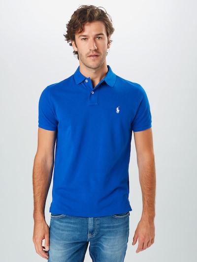 POLO RALPH LAUREN Shirt in de kleur Blauw: Vooraanzicht
