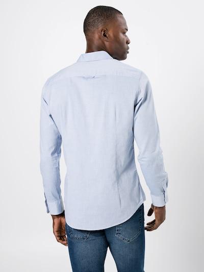 TOM TAILOR Hemd in hellblau: Rückansicht