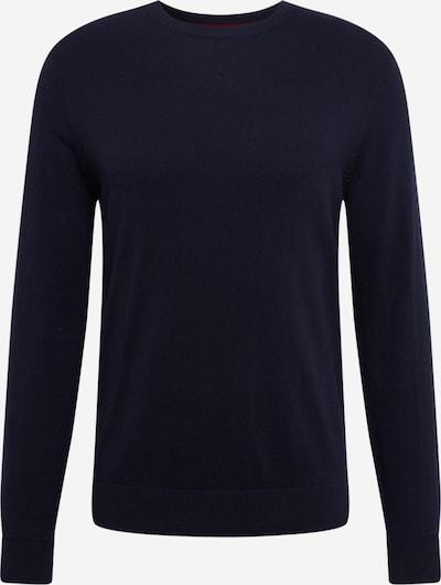 BURTON MENSWEAR LONDON Trui 'CORE CREW NAVY' in de kleur Zwart, Productweergave