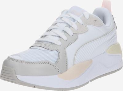 PUMA Sneaker 'X-Ray Game' in grau / weiß: Frontalansicht