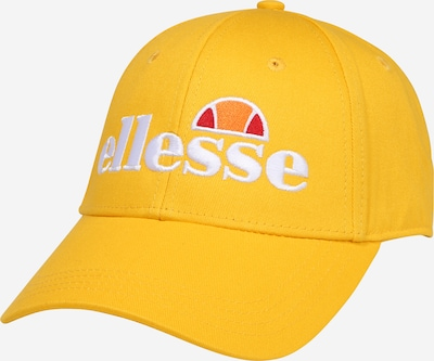 Șapcă 'RAGUSA' ELLESSE pe galben, Vizualizare produs