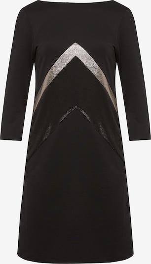 faina Kleid in schwarz / silber, Produktansicht