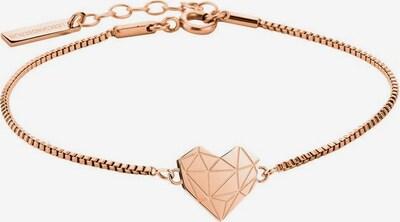 Liebeskind Berlin Armband 'Herz' in rosegold, Produktansicht