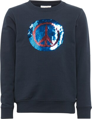 NAME IT Sweatshirt 'NITINGER BRU SWE F NMT'