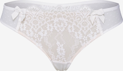 Hunkemöller String 'Marilee' in white, Item view