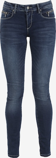 Miracle of Denim Jeans 'Eva' in dunkelblau, Produktansicht
