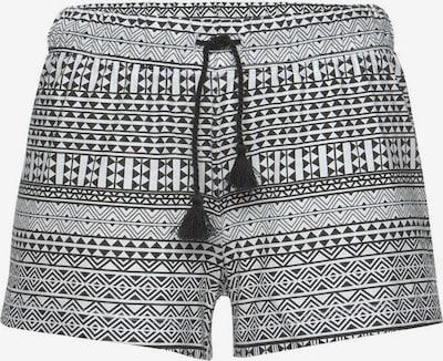 VIVANCE Pyjamabroek in de kleur Zwart / Wit, Productweergave
