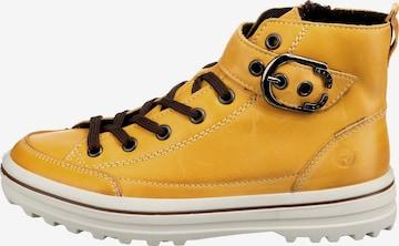 RICOSTA Boots in Gelb