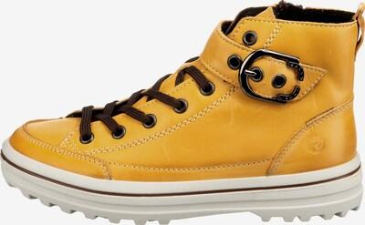 RICOSTA Boots in braun / gelb, Produktansicht
