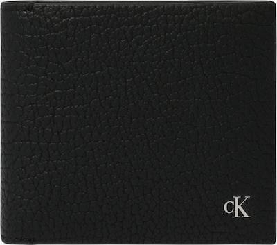 Calvin Klein Jeans Portemonnee 'BILLFOLD W/COIN' in de kleur Zwart, Productweergave