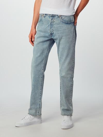 LEVI'S Džinsi '501® '93 STRAIGHT' pieejami zils džinss, Modeļa skats