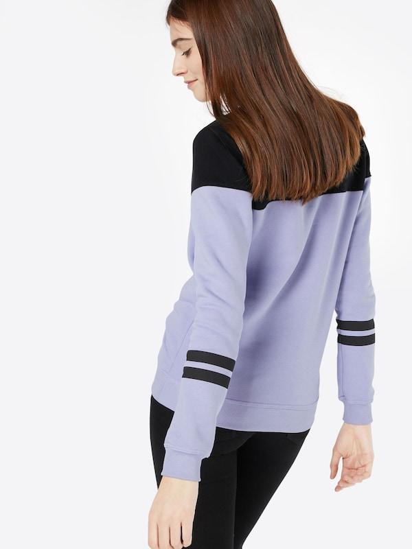 Colourful Rebel Sweatshirt 'Romance Blocking'