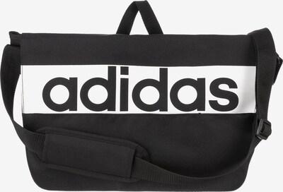 ADIDAS PERFORMANCE Umhängetasche in schwarz / weiß, Produktansicht