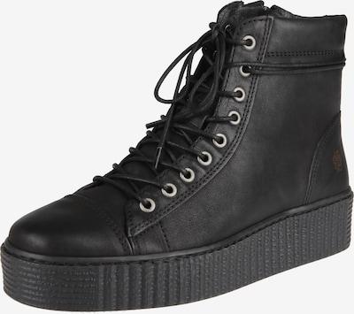 Apple of Eden Sneaker 'Rosa' in schwarz, Produktansicht