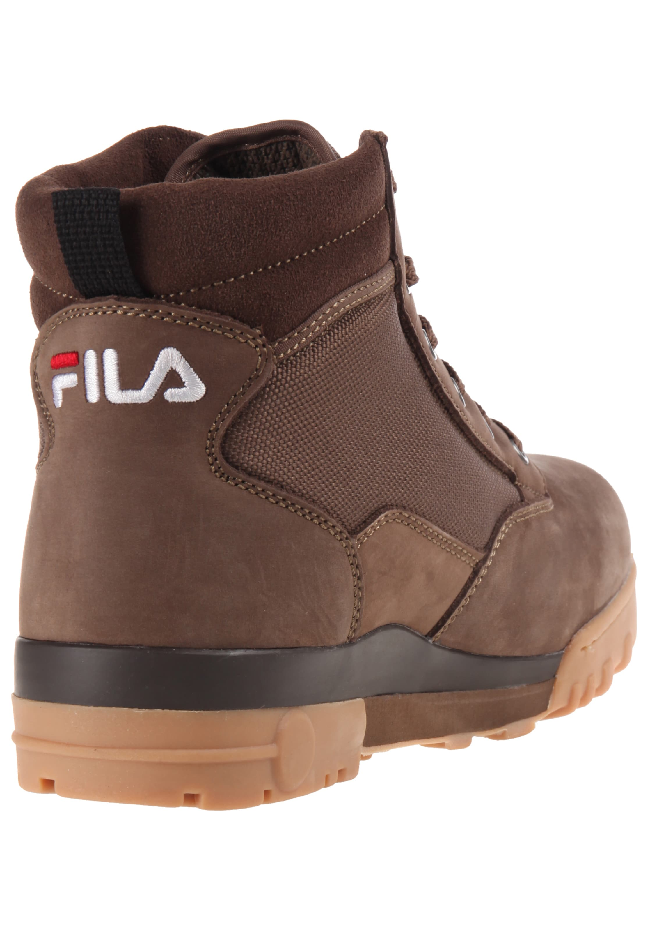 Stiefel Grunge Braun Mid' In Fila 'heritage xBodCe