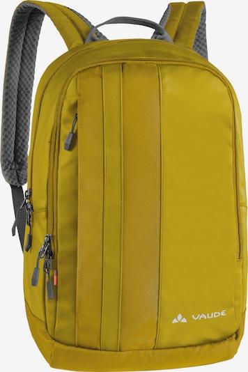 VAUDE Rucksack in gelb, Produktansicht