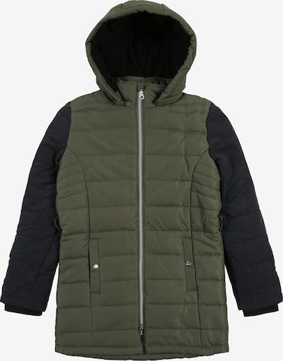 ESPRIT Parka in khaki / schwarz, Produktansicht