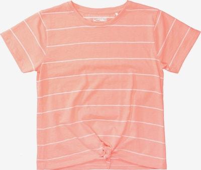 STACCATO T-Shirt in koralle / weiß, Produktansicht
