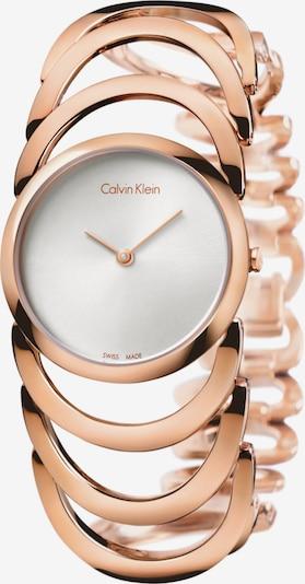 Calvin Klein Analoog horloge in de kleur Rose-goud / Zilver, Productweergave