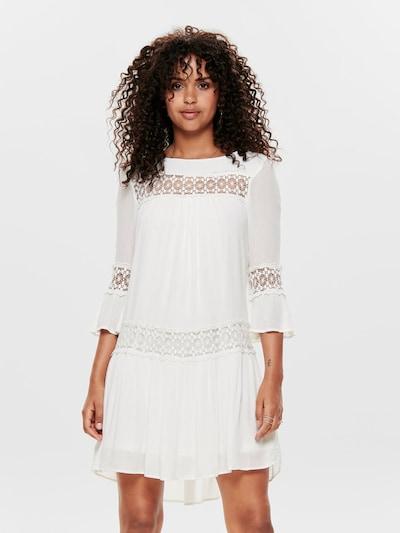 ONLY Kleid in weiß, Modelansicht