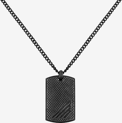 POLICE Kette 'Havasu' in schwarz, Produktansicht