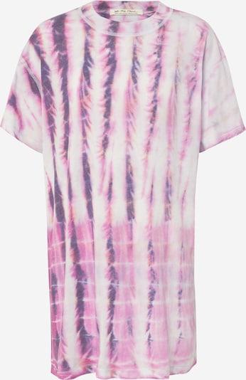 Free People T-shirt 'CHILL SPOT TEE' en violet / blanc, Vue avec produit
