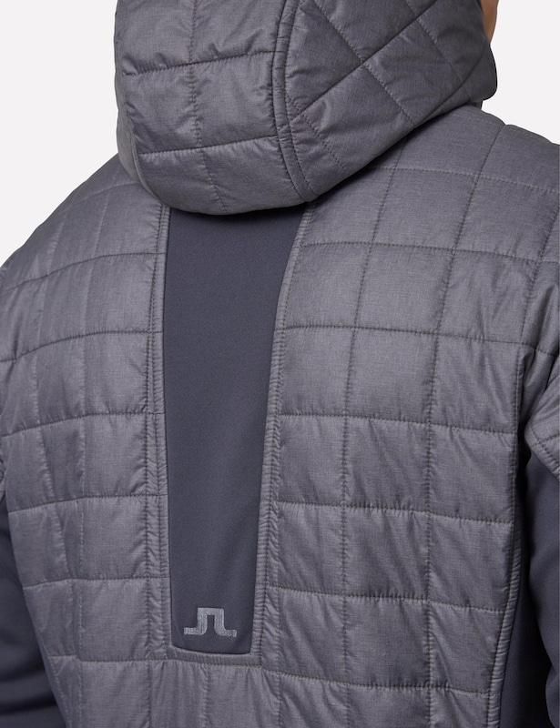 J.Lindeberg Pertex-Kapuzenjacke 'Atna Hybrid'