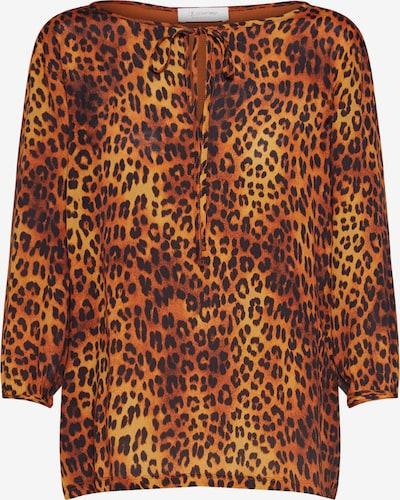 Rich & Royal Bluzka w kolorze brązowy / pomarańczowym, Podgląd produktu