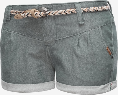 Ragwear Shorts 'Heaven A' in grey denim, Produktansicht
