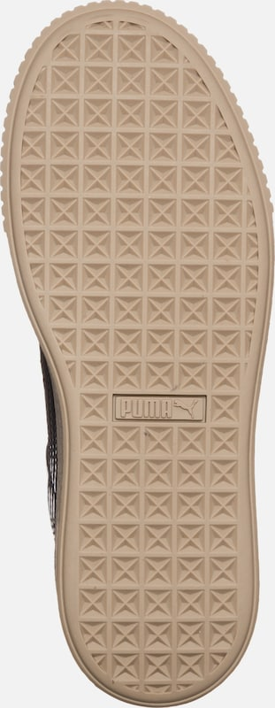 PUMA Sneaker Basket  Basket Sneaker Platform Patent Wn s 816362