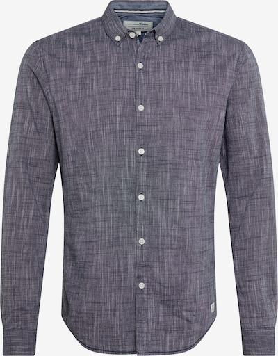 TOM TAILOR DENIM Hemd in dunkelblau, Produktansicht