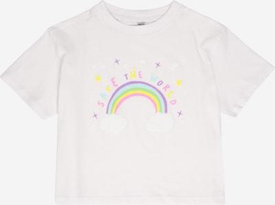 Mister Tee T-Krekls jauktu krāsu / balts, Preces skats