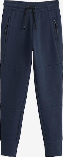 MANGO KIDS Spodnie w kolorze granatowym, Podgląd produktu