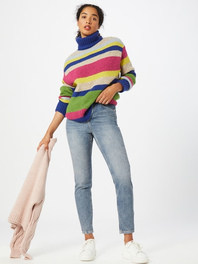 Heiß Guido Maria Kretschmer Collection Jeans 'Melissa' in blue denim BCSMy