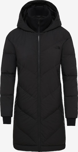 THE NORTH FACE Daunenmantel 'Albroz' in schwarz, Produktansicht