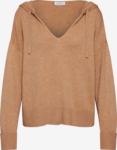 EDITED Sweter 'Kasimir' w kolorze beżowym, Podgląd produktu