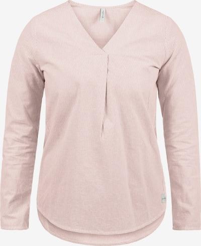 Blend She Bluse 'Stacey' in rosa / weiß, Produktansicht