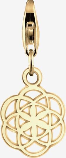 Nenalina Charm 'Blume' in gold, Produktansicht