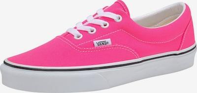 VANS Baskets basses 'Era' en rose néon, Vue avec produit